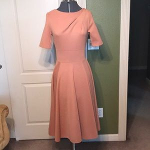 ASOS Mauve Dress